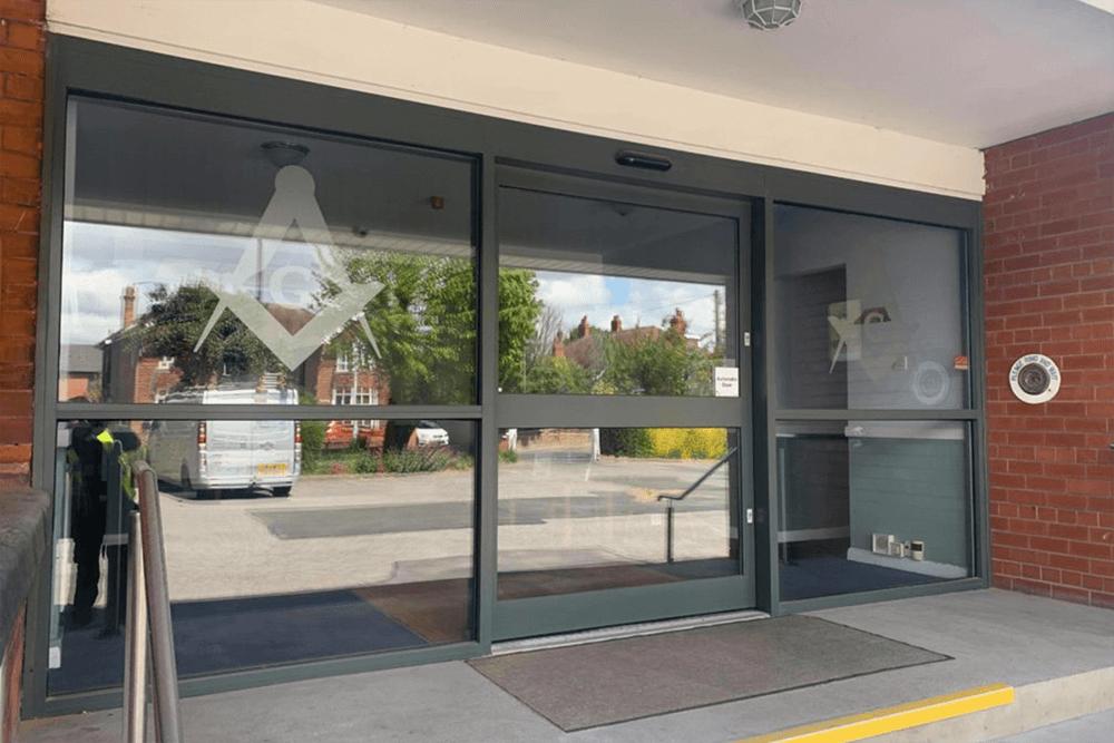 Automatic Door - Barrier Security